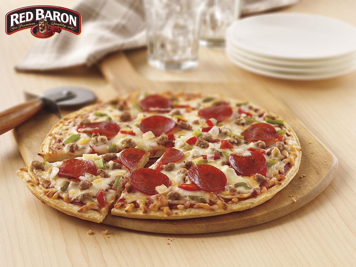 Red Baron Supreme Pizza
