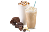 Caribou Coffee Specialty Menu at Hugo's Family Marketplace