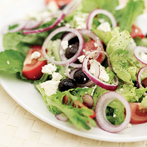 Delicious salads from Hugo's Family Marketplace